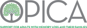 OPICA Adult Day Program and Counseling Center Logo