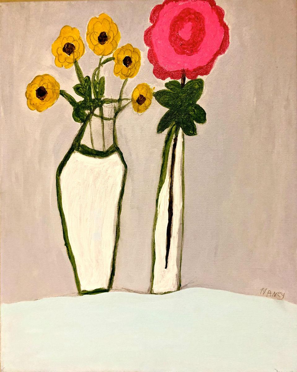 """Nancy S. """"Untitled"""" 16 x 20"""