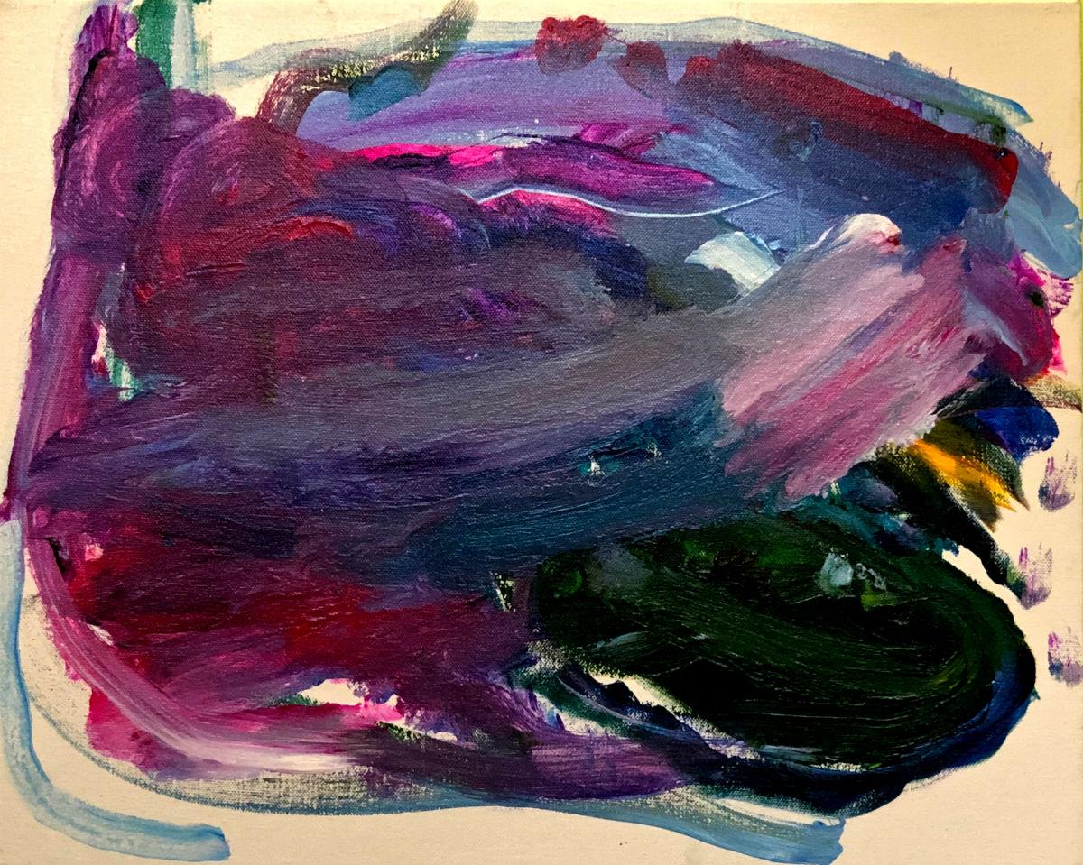 "Elaine P. ""Storm"" 16 x 20"